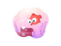 🐠 Anglerfish Hero