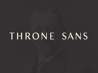 Throne Sans