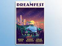 Dreamfest Poster