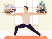 Washington Post - Balanced Eating