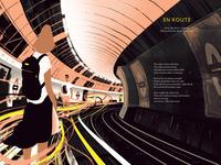 """Popshot Magazine - """"En Route"""""""