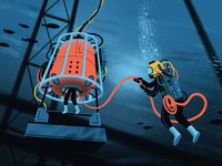 Diving Bell for Atlas Obscura