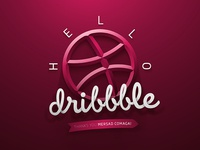 Hello Dibbble!