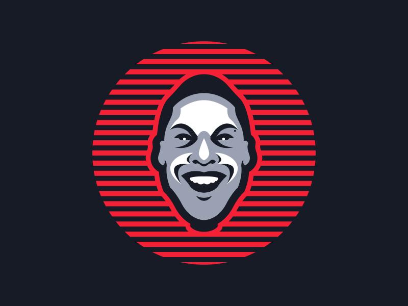 Derrick branding logo mascot esport sport identity caelum