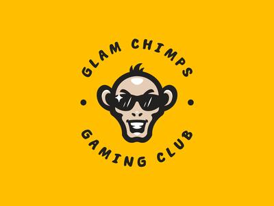 Glam Chimps