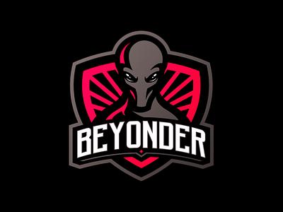 Beyonder sports esports vector icon illustration logotype sport esport branding mascot logo identity caelum