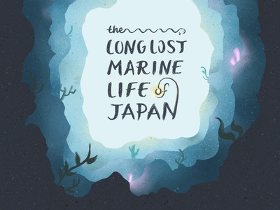 The Long Lost Marine Life of Japan