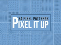 34 Pixel Patterns