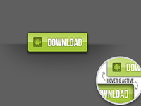 Android Download Button
