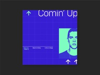 Album Cover - Comin' Up by Sammy Adams