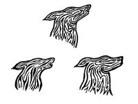Wolf Logo Numero Dos