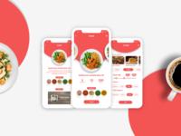 Food recipe Apps