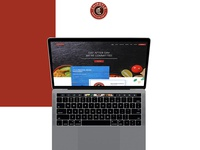 Chipotle Website Redesign Concept