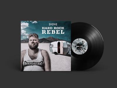 LP Cover & logo for Rockband