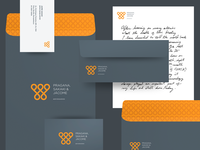 Brand design for PS&J law firm.