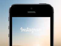 Instagram Splash and New User Experience