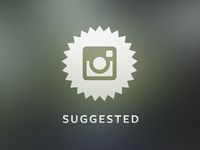Instagram Suggested User Indicator