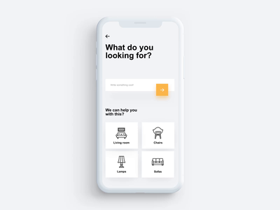 Place It! iphone app kit furniture ikea motion animation motion user interface user experience