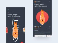 Japanese cuisine App