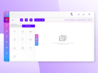 Widget Dashboard / 30 Days 30 UI Designs #8