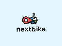 Nextbike City Bike logo