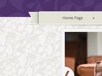 A new site design...