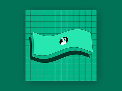 Digital Campaign - Motion Concept app typography branding vector illustration design animation motion ui