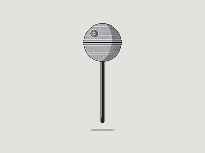 Death Star Lollipop