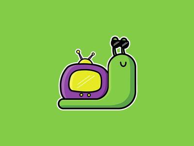 TV Snail.