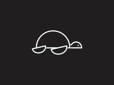 Minimal Turtle Icon