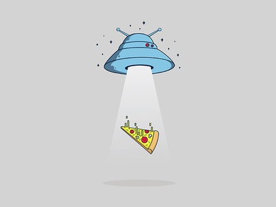 The Pizza Is Out There