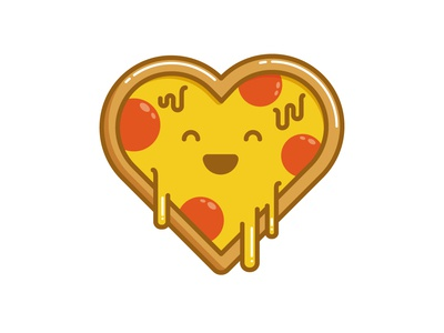 Pizza Is Love!