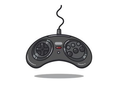 Sega Genesis Joypad