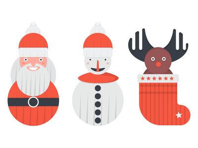 Christmas Ornaments christmas holidays free illustration