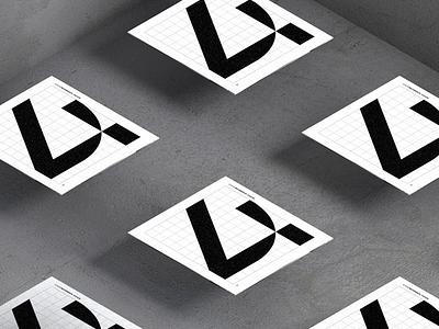 FOUR typography hustwilson branding