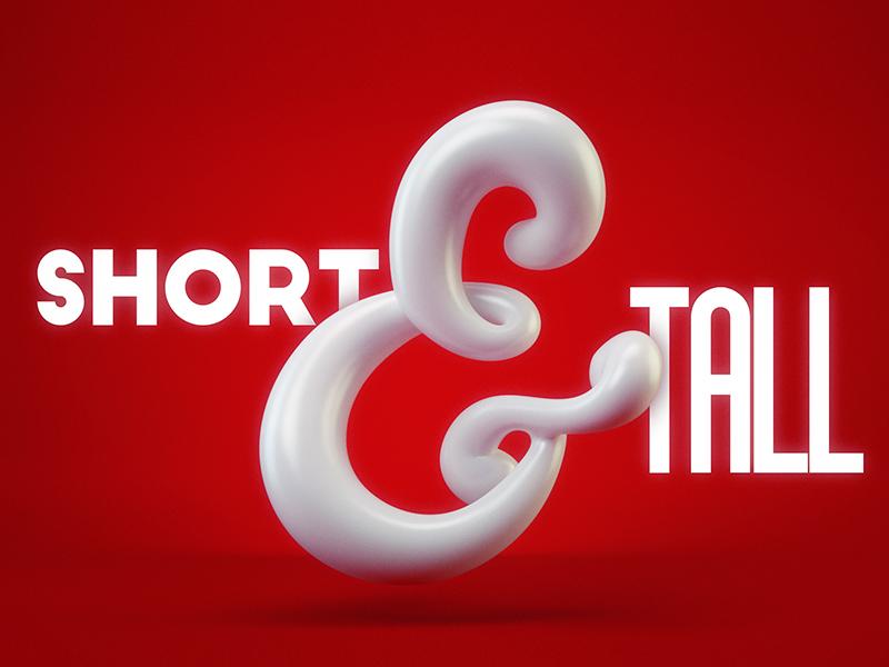 Short & Tall