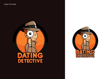 Dating Detective logo
