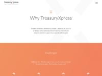 Why treasuryxpress