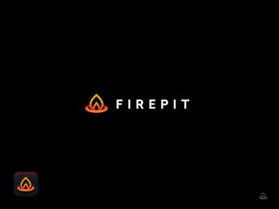 Firepit Logo + Icon