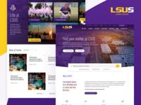 LSUS - Homepage