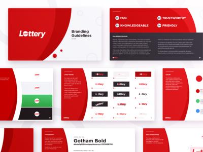 Lottery.com Branding