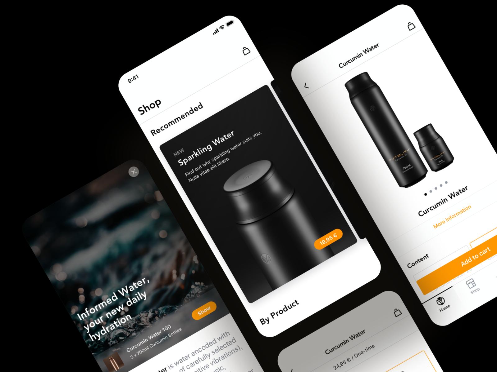 🛍 eCommerce App - FYTALITY