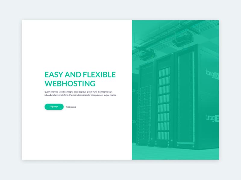 Craft On The Web ux web design web landing page ui