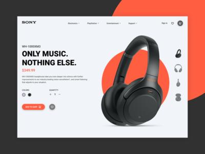 Single product page light design figma clean modern ui design shop single product ecommerce product page web design ux ui
