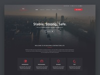 PS Contractors New Website