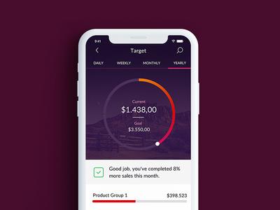 Sales Management App