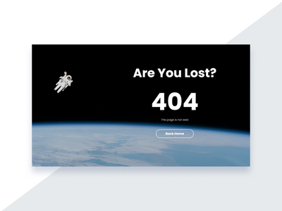 404 page design 404 404 page 404 error 404 error page 404page typography ux illustration dribbble ui