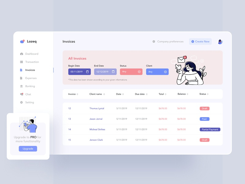 Web application design exploration