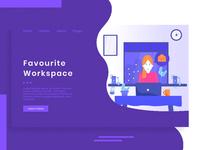 Header Workspace
