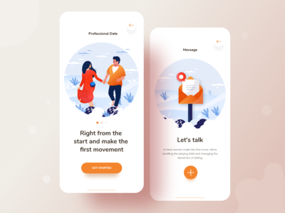 Dating app exploration